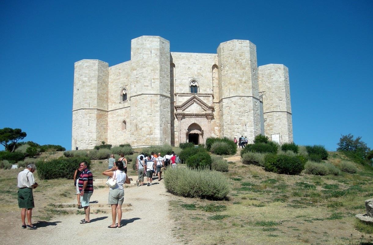 Castel del Monten linna
