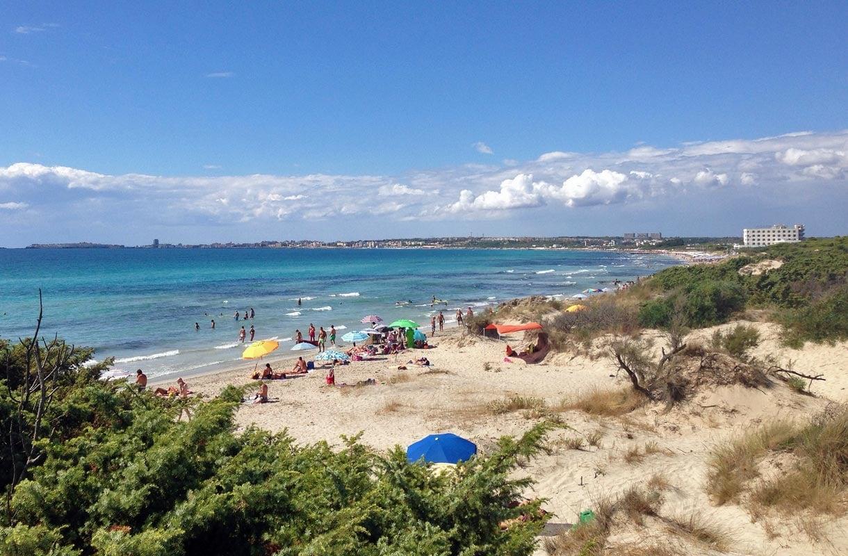 Rantaloma Apuliassa