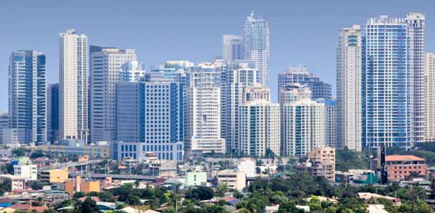 Filippiinien pääkaupunki