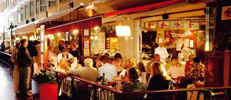 silja serenade kuntosali ravintola kummisetä