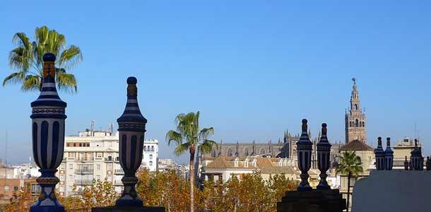 Andalusian parhaat kaupungit