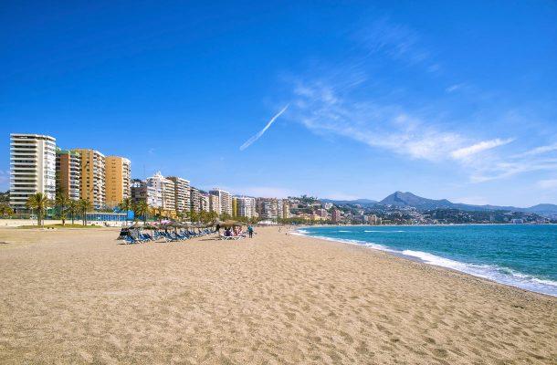 Sää Malaga Espanja