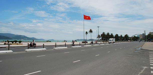 Lennot, majoitus ja liikkuminen Nha Trangissa