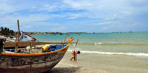 Vietnamin suosituin rantakohde