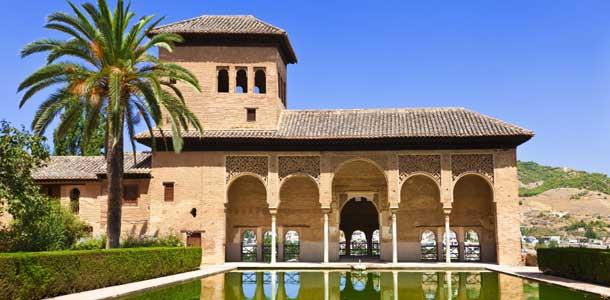 Granadan parhaat nähtävyydet