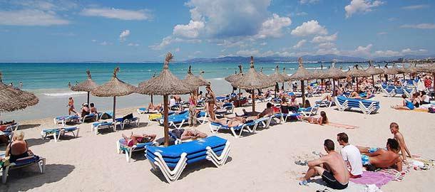 Mallorcan suosituimmat rannat