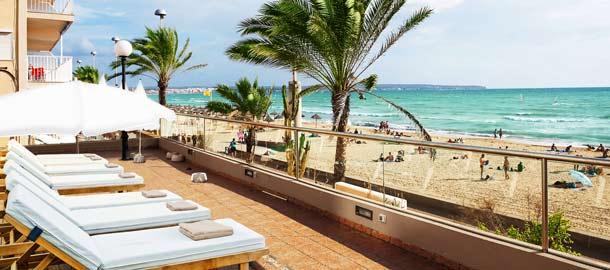 Mallorcalla on runsaasti majoitusvaihtoehtoja