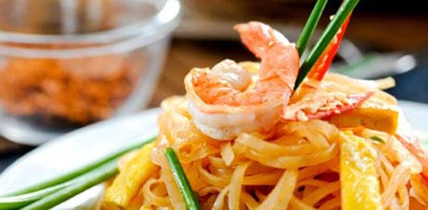 Thaimaa Ruoka