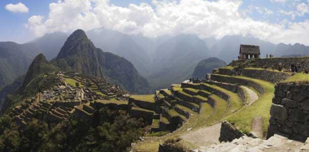 Machu Picchu vierailukohteena