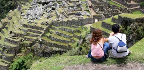 Näe nämä kohteet Perussa