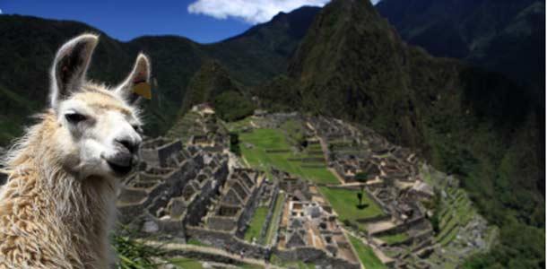 Perun kuuluisin nähtävyys