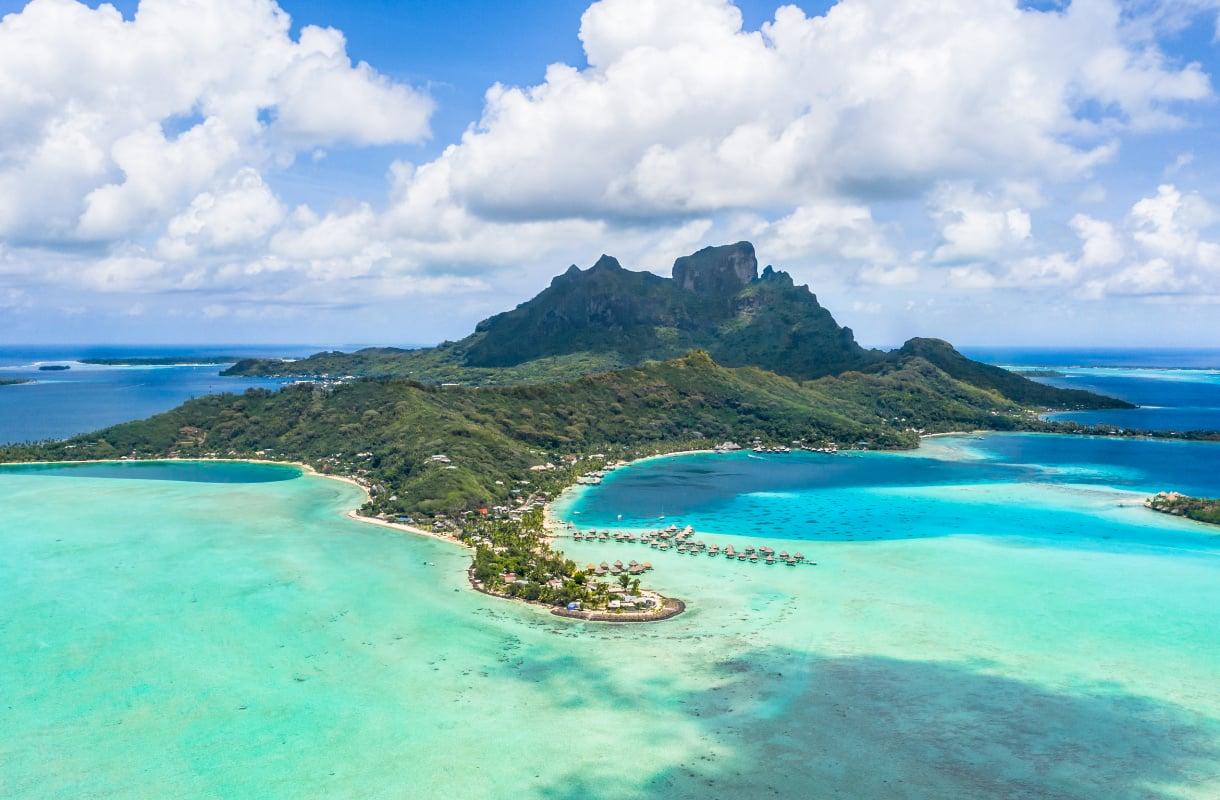 Matira Beach, Ranskan Polynesia