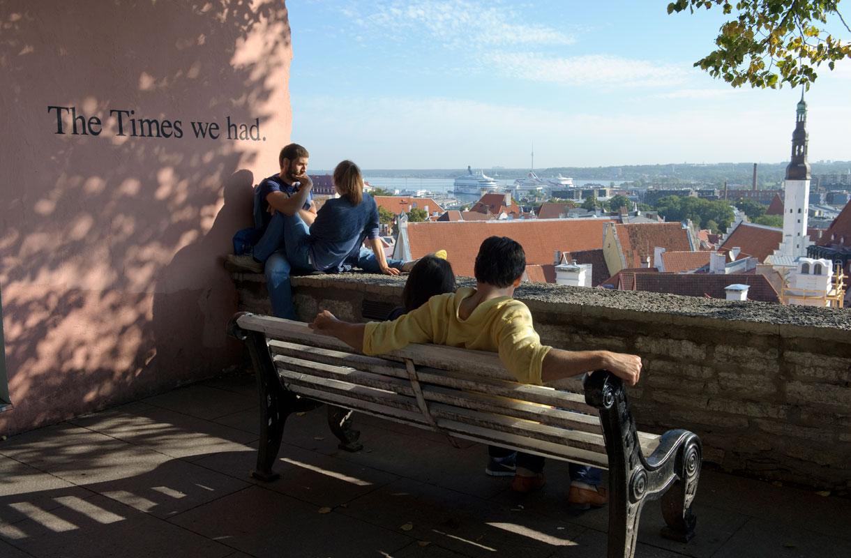 Lapsiperheen Tallinna
