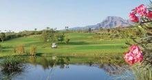 Teneriffan golfkentät
