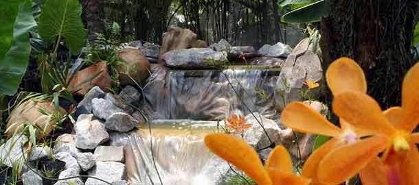 Luonnonkaunis Langkawi