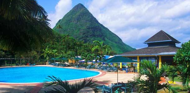 Uima-allas St. Lucialla