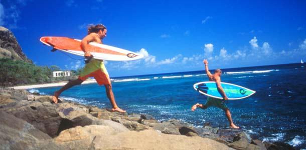 Surffaajia St. Lucialla