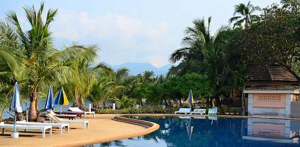 Uima-allas Koh Changilla