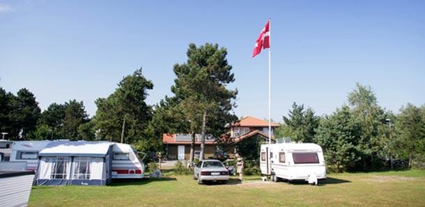 Leirintäalue Tanskassa