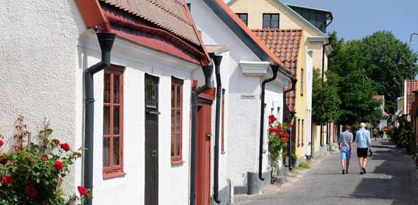 Gotlanti on Ruotsin suosituimpia kesäkohteita