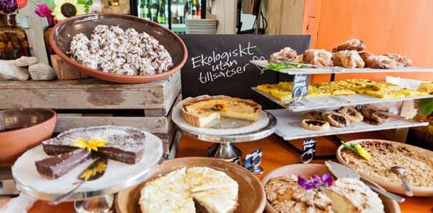 Visby on kulinaristikohde