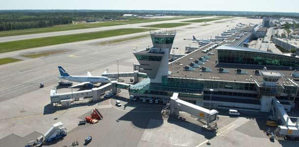 Helsingin lentokenttä juhlii 60-vuotispäiväänsä