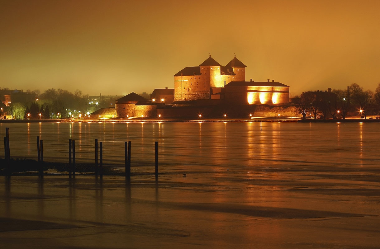 Hämeenlinnan tärkein nähtävyys on juurikin Hämeen linna.