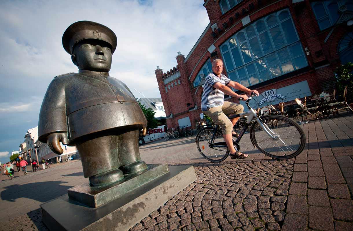 elämyksiä suomessa Uusikaupunki