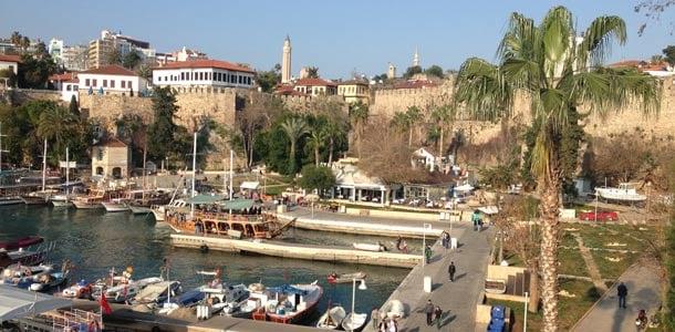 Antalyan roomalainen satama