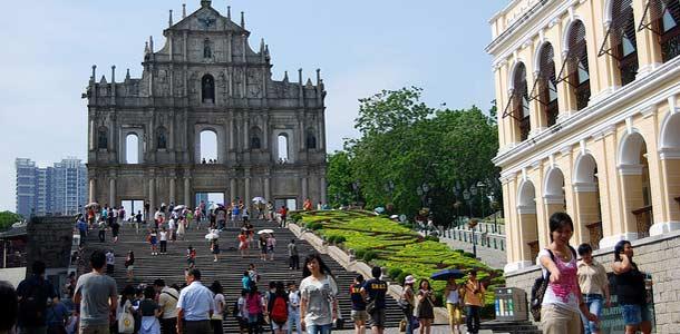 Macaon tunnetuin maamerkki