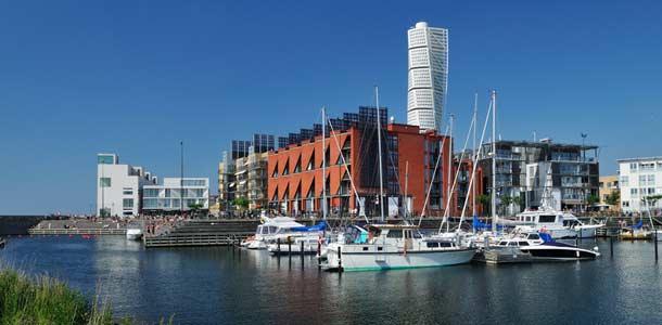 Etelä-Ruotsin Malmö