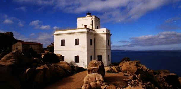 Sardinian sininen taivas