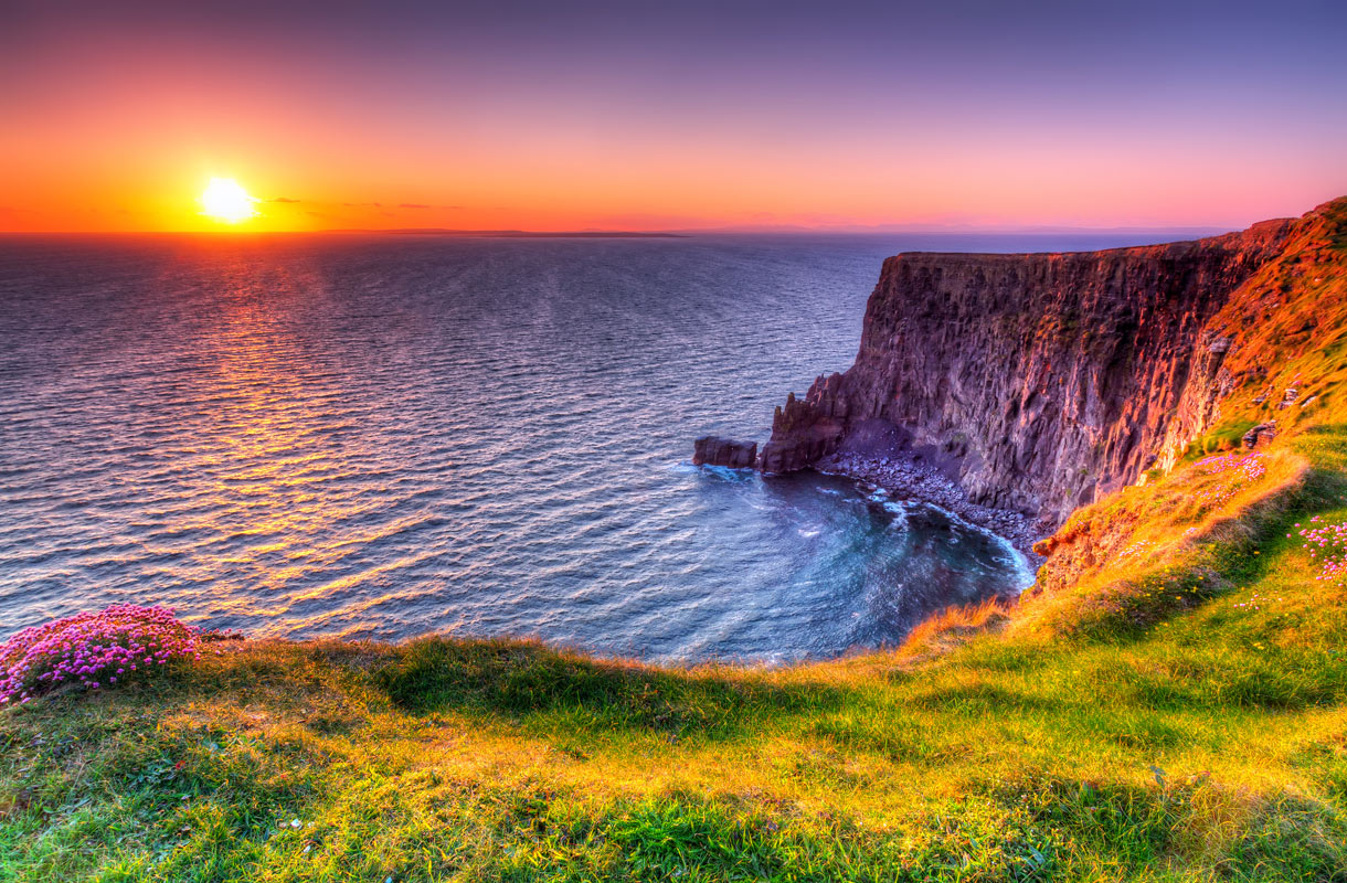 Cliffs of Moher, Irlanti