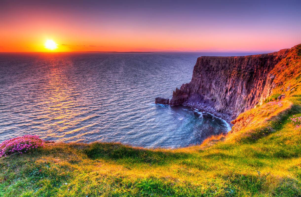 Cliffs of Moher, Irlanti