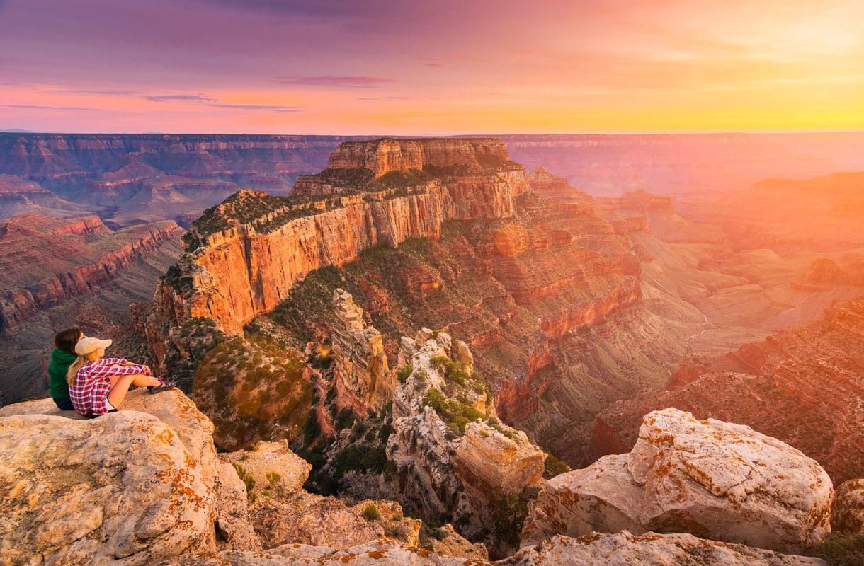 Grand Canyon, Yhdysvallat