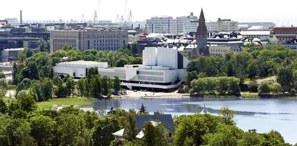 Ateneum Kiasma Ja Suomen Kansallismuseo Helsingin