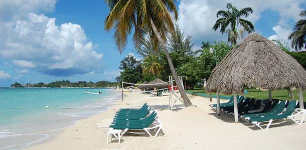 Rantaloma Jamaikalla
