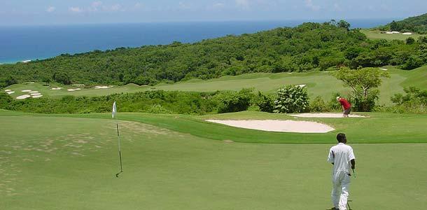Golfia Jamaikalla