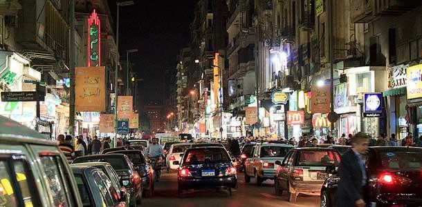 Kairo yöllä