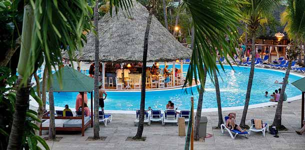 Varadero tunnetaan all inclusive -hotelleistaan