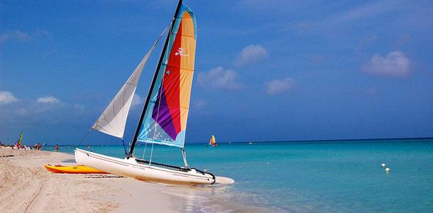 Kuuban Varadero on maan suosituin rantakohde