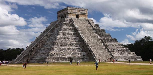 Meksikon maya-rauniot