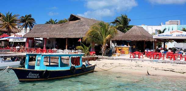 Parhaat retket Cancunista