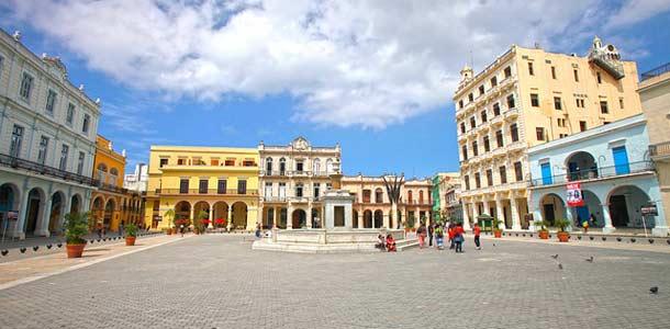 Kuuban pääkaupunki matkakohteena