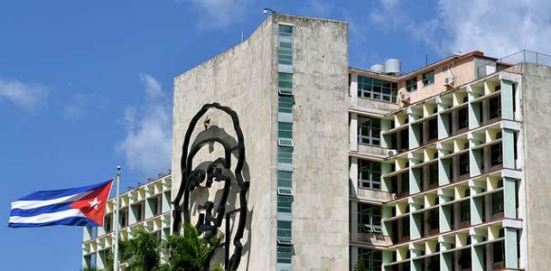 Havannan sisäministeriörakennus