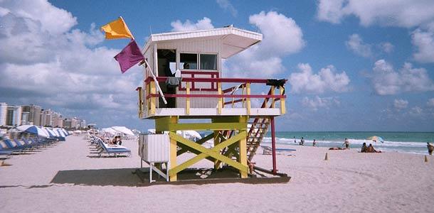 Miamista löytyy bileitä