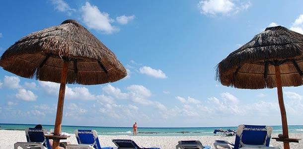 Majoitus ja liikkuminen Playa del Carmenissa