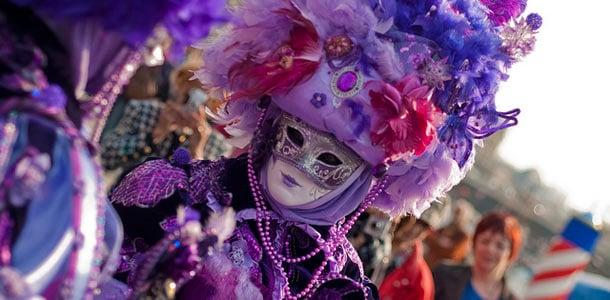 Venetsian karnevaalit hurmaavat valokuvaajan