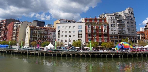 Baskimaan Bilbao matkakohteena