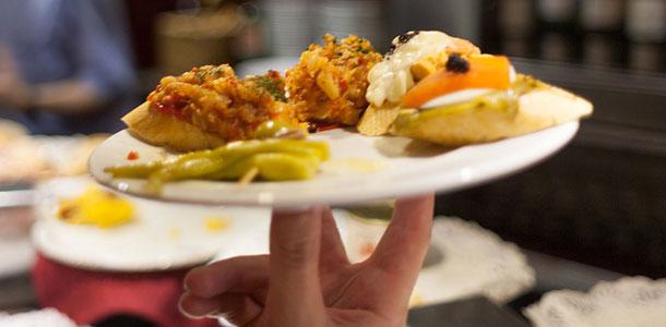 Bilbao tunnetaan ruokakulttuuristaan